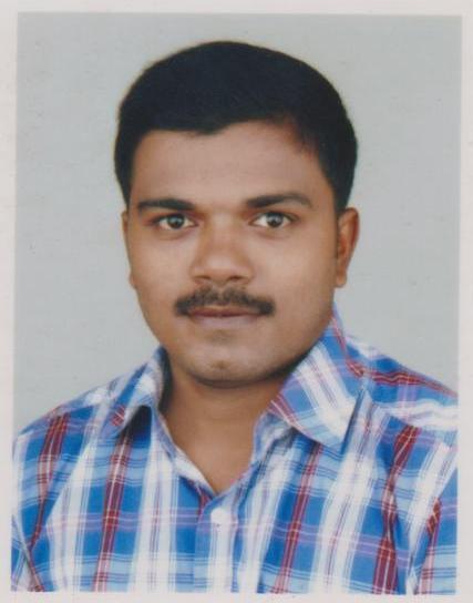 Photo of Ajeesh N Pillai