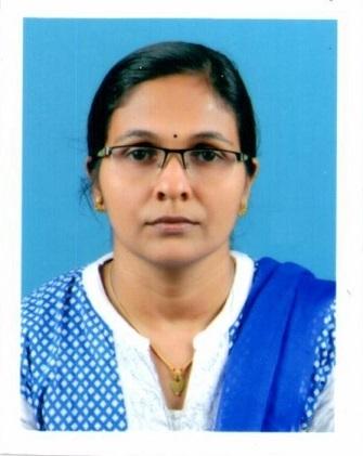 Photo of Rajina V V